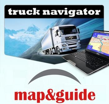 скачать навигатор для грузовых машин